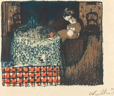 Édouard Vuillard, 'Motherhood (Maternité)', 1896