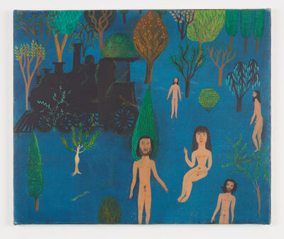 Cecilia Vicuña, 'Locomotora (L'Amour Fou)', 1970