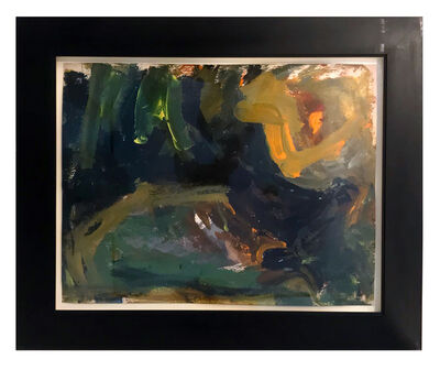 Elaine de Kooning, 'Untitled', 1960