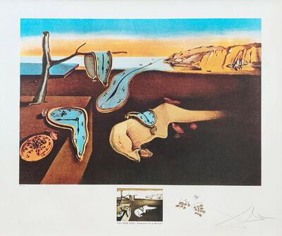 Salvador Dalí, 'PERSISTENCE DE LA MEMOIRE', 1974