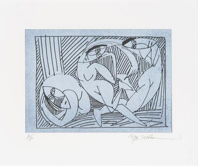 Ralph Steadman, 'Picasso 347 Suite Homage: Demoiselles D'Avignon', 2015