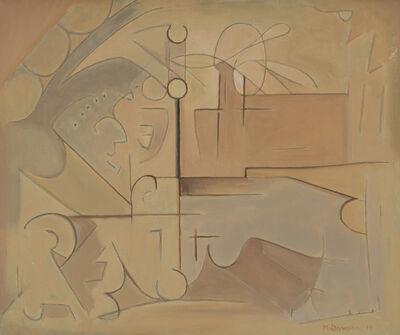 Manierre Dawson, 'Equation', 1919