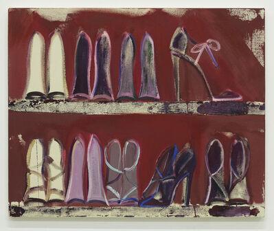 Midori Sato, 'Shoe shelves Ⅱ', 2015