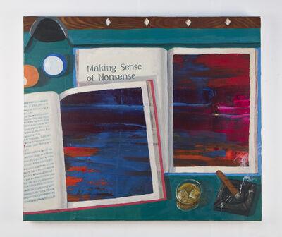 Paul Gagner, 'Making Sense of Nonsense', 2015