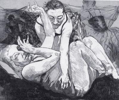 Paula Rego, 'Pendle Witches - Mist III', 1996
