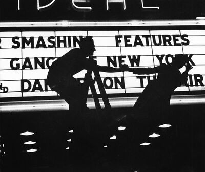 Louis Faurer, 'Ideal Theatre', 1938