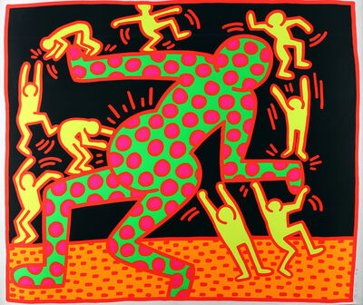 Keith Haring, 'Fertility Suite III', 1983