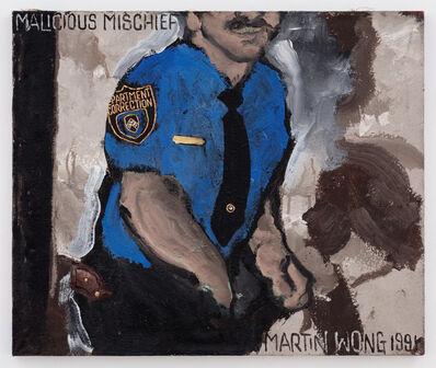 Martin Wong, 'Malicious Mischief', 1991