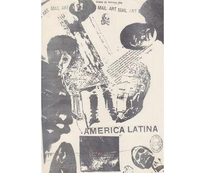 Paulo Bruscky, 'América Latina', ca. 1970-1980
