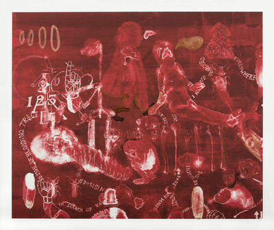 Nalini Malani, 'In Search of Vanished Blood (2)', 2012