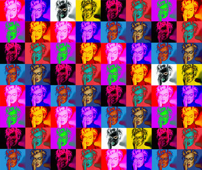 Metin Salih, 'Marilyn Fever Artist Proof Edition of 5 squares, Marilyn, lots of Art', 2018