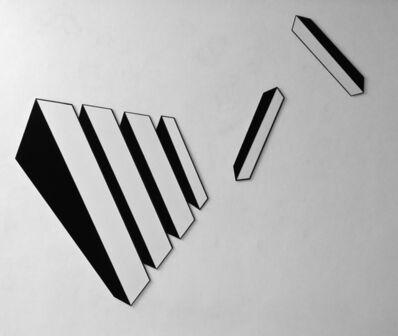Gladys Nistor, 'Dissolving shapes ', 2019