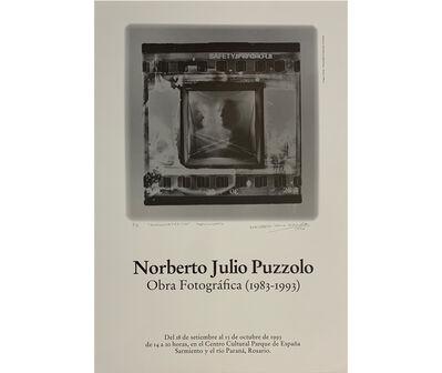 Norberto Puzzolo, 'Norberto Julio Puzzolo. Obra Fotográfica (1983-1993)', 1993