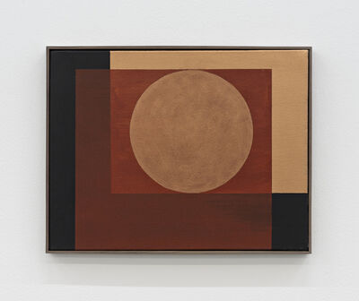 Robert C. Morgan, 'Lissajous 5', 2016