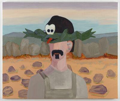 Emo Verkerk, 'Frank Zappa (Riverbed)', 2020