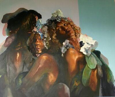 David Antonio Cruz, 'runlittlewhitegirl', 2016