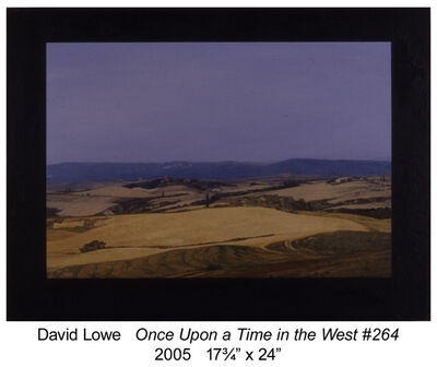 David Lowe, 'Once upon a Time in the West 264', 2005