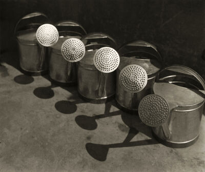 Neil Folberg, 'Watering cans', 1971