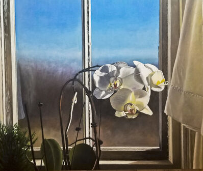 Nick Patten, 'Orchid', 2018