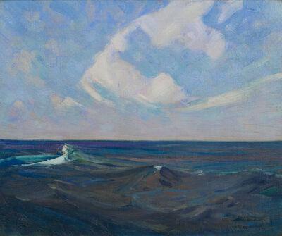 Charles Herbert Woodbury, 'Mid-ocean Swells', 19th -20th Century