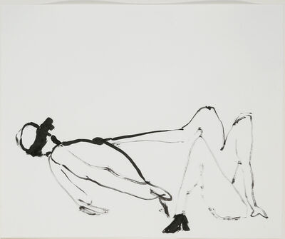Ofri Cnaani, 'Under arrest I', 2004
