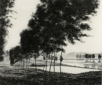 April Gornik, 'Loire (longest river in France)', 1995