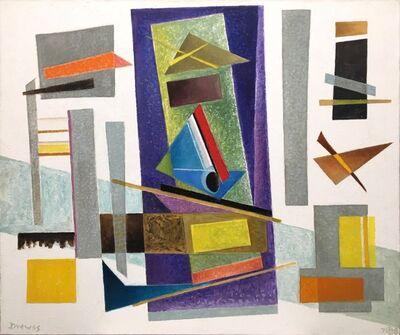Werner Drewes, 'Happy Fragmentation', 1978