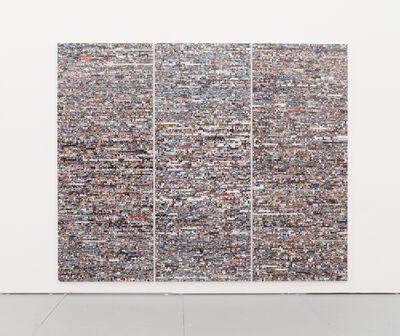 Rafael Lozano-Hemmer, 'Border Tuner Triptych', 2019