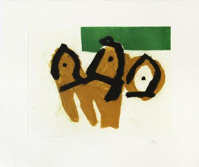 Robert Motherwell, 'Sirens II', 1988
