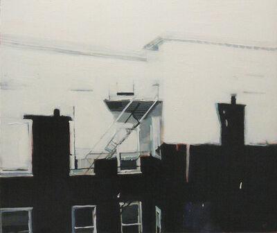 Alex Kanevsky, 'Black House with Shadows', 2002