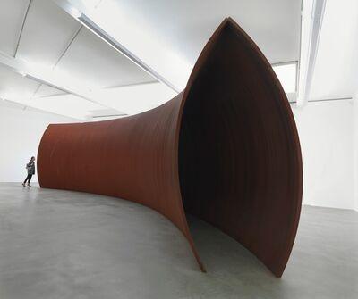 Richard Serra, 'Backdoor Pipeline', 2010