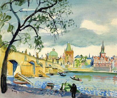 Oskar Laske, 'Prague'