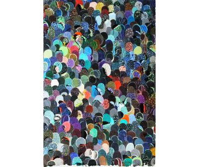 Eduardo Santiere, 'Multitudes 8', 2018
