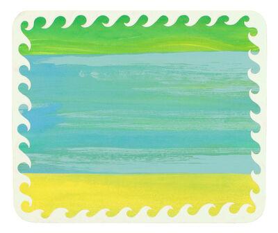 Heidi Pollard, 'Blue Green Nothing', 2017