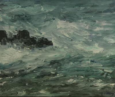 Bernard Pineau, ' Ecume de Jour', 2015