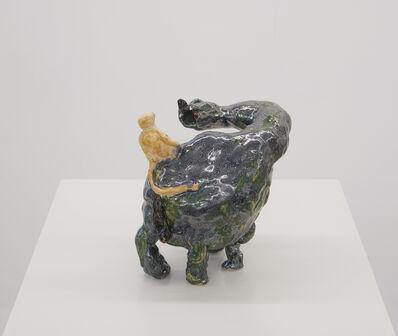 Janes Haid-Schmallenberg, 'Affe nervt', 2019
