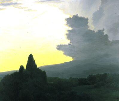 April Gornik, 'Divided Sky', 1983