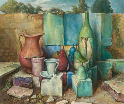 Samuel Bak, 'Together', 1996