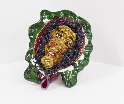 Joyce J. Scott, 'Pussy Melon', 1994