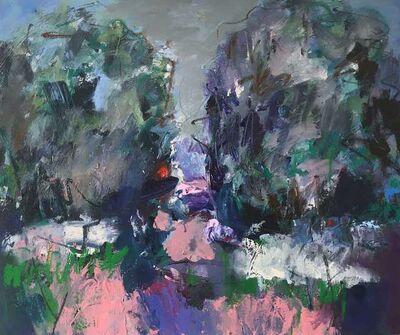 Deborah Lanyon, 'Richmond Park IV', 2020