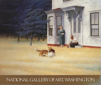 Edward Hopper, 'Cape Cod Evening', 1986