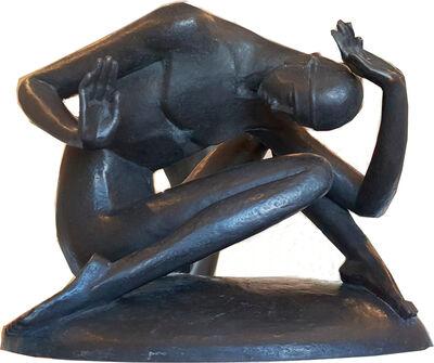 Gerhard Schliepstein, 'Male Nude', ca. 1925