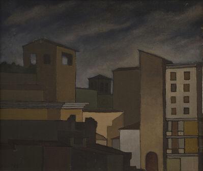 Aldo Rossi, 'Ultime Macerie (Notturno)', 1959