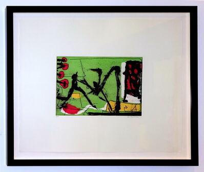 Gustavo Ramos Rivera, 'Untitled (Green)', 2016