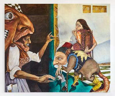 "Nour El Saleh, '""Dance Monkey Dance!"": The Spectacle of the Dancing Rat', 2019"
