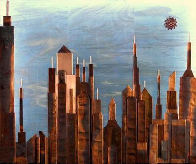 Gregg Harkenrider, 'Manhattan Two'