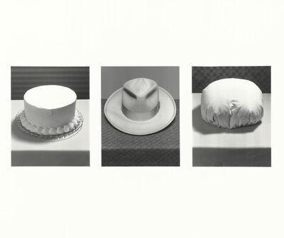 Jo Ann Callis, 'Cake, Pillow, Hat', 1982