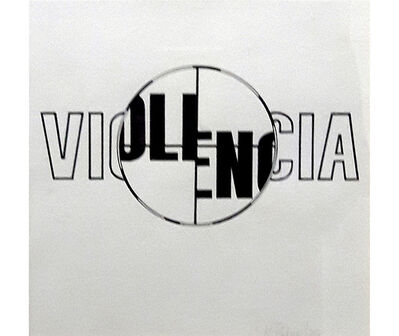 Margarita Paksa, 'Violencia', 1976