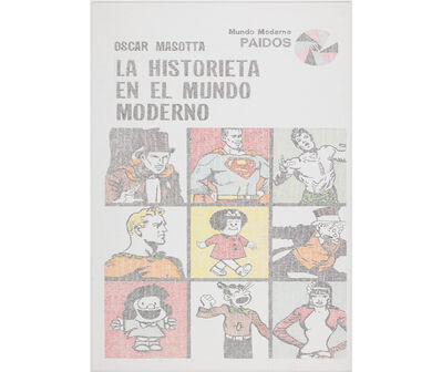 Gonzalo Elvira, 'La historieta...', 2017