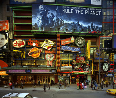 Andrew Moore, 'Rule the Planet', 2002
